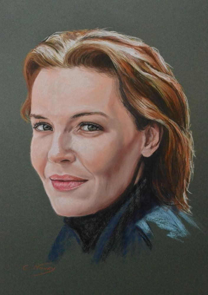 Connie Nielsen by Andromaque